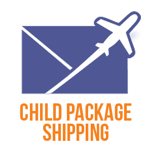 Child Package Shipping